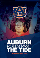 Auburn Rolls Past The Tide